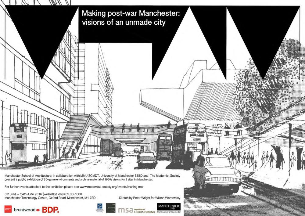 Making Post War Manchester
