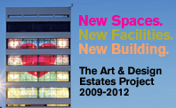 New Spaces - the Art and Design Estates Project