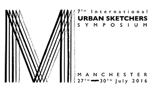 7th International Urban Sketchers Symposium