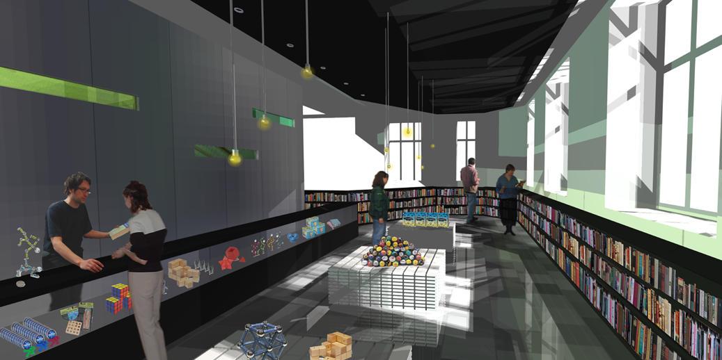 Mmu Interior Design Student Work 2006 07 Alex Johnson