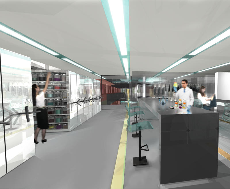 Mmu Interior Design Student Work 2007 08 Alex Anderson