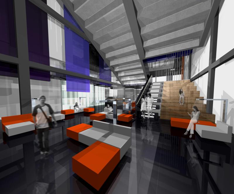 Mmu Interior Design Student Work 2007 08 Daisy Klyhn