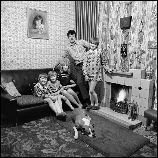 Daniel Meadows and Martin Parr - June Street photographs