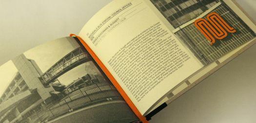 Richard Brook's Manchester MODERN book
