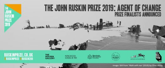 41 artists and designers have been shortlised for the John Ruskin Prize 2019