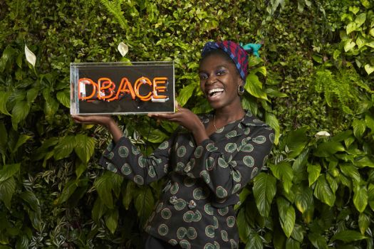 Ibukun Jesusanmi Baldwin won this year's Deutsche Bank Award for Creative Entrepreneurs