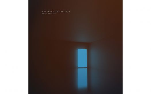 Image showing album artwork designed by Kevin Craig for 'Spook the Herd' by Lanterns on the Lake