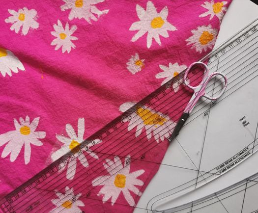 Image showing dress design