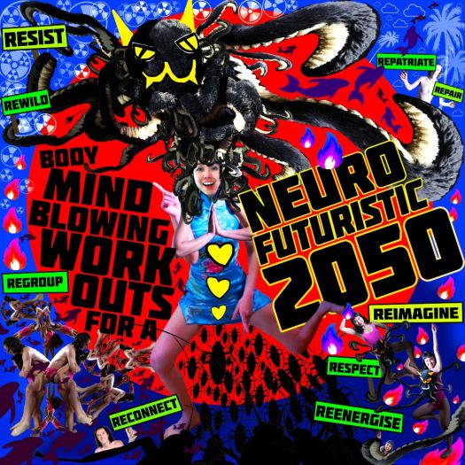 Dr Tan's film How To Thrive In 2050! 8 Tentacular Workouts For A Tantalising Future! is part of the BBC Culture in Quarantine series
