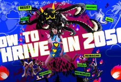 Dr Tan's new film How To Thrive In 2050: 8 Tentacular Workouts For A Tantalising Future! is screening on BBC iPlayer as part of BBC Arts' Culture in Quarantine series