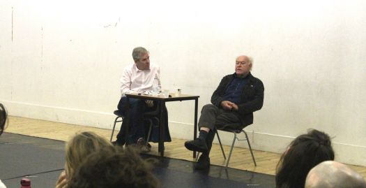 Timothy West with David Shirley [NO]