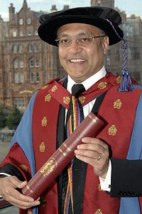 Image for Lord Patel made Doctor of Letters