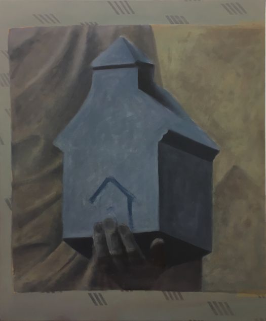 The Blue House by Louise Giovanelli