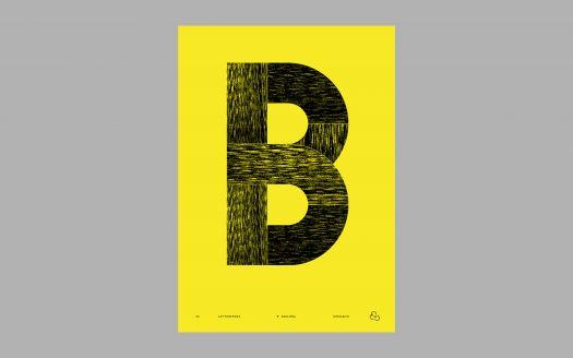 'B' Adams of Rye, Anthony Burrill