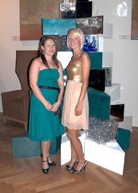 Image for Interior Design students win Christmas tree competition
