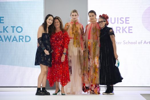 Awards Haul For Students At Graduate Fashion Week Manchester School Of Art News