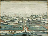 Image for LS Lowry public lecture at MMU