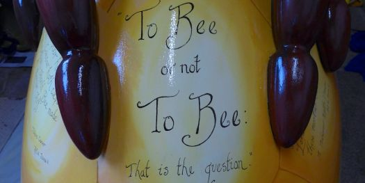 A sneak peek of 'To Bee or not to Bee'