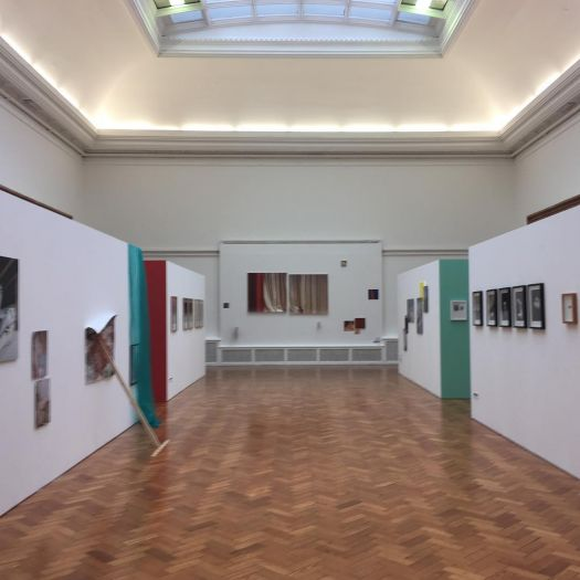 Photography work in the Manchester School of Art Degree Show 2018