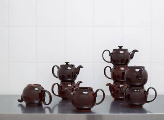 Ian McIntyre's Brown Betty teapot project